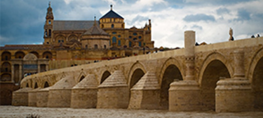 puente-romano-parking-mezquita-córdoba