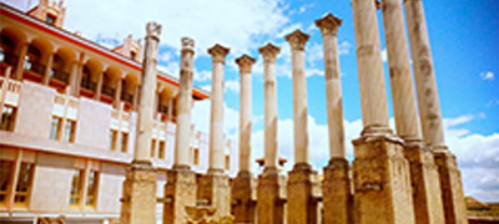 templo-romano-parking-mezquita-córdoba